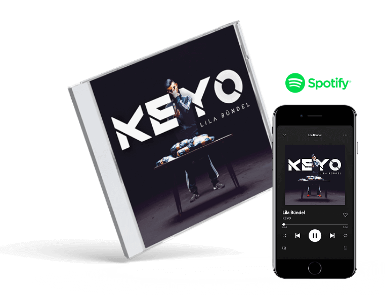 Keyo - Cover Design